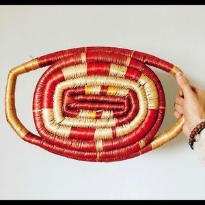 Accents - Woven tray